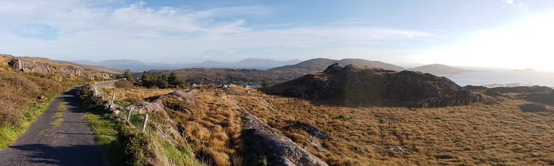 The Ring of Kerry on a stunning October afternoon...