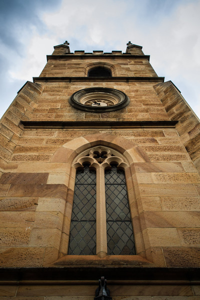 Ryde, Sydney, Australia<br /> St Annes's Church - the third oldest church in Australia. The nave (originally a schoolhouse) was built in 1826; the Chancel and Bell Tower were added later and the building was consecrated in 1870.