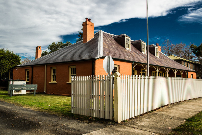 Sydney, Australia<br /> Bowman Cottage, built 1817-1820 by constable James Blackman. Later sold to George Bowman when Blackman ran in to financial difficulty.