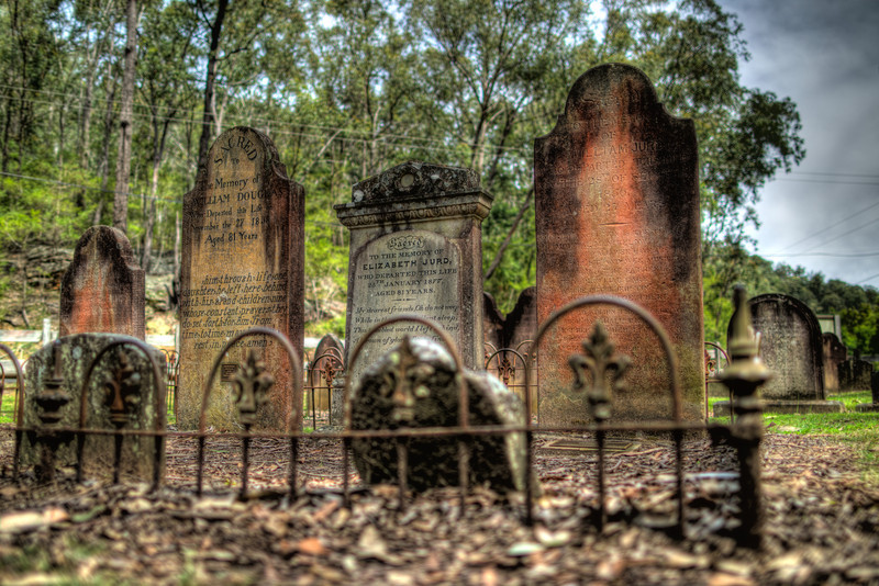 St Albans Old General Cemetery, Sydney