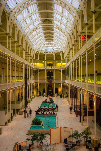 Royal Museum of Scotland, Edinburgh