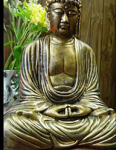 Buddha Statue (New Orleans, LA)