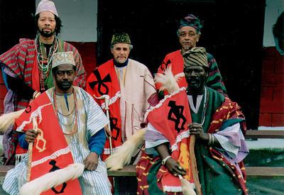 Elders of Oyotunji (Sheldon, SC)