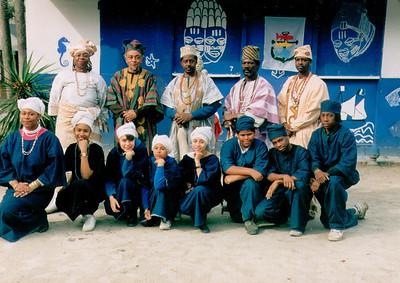 Elders and Youth of Oyotunji (Sheldon, SC)