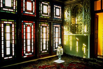 The Bab and Baha'u'llah (Shiraz, Iran)
