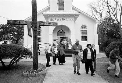 Lima Catholic Church (Bay St. Louis, MS)
