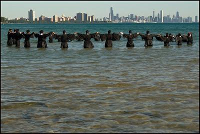 """Coptic in Chicago,"" Iwona Biedermann (Chicago, IL)"