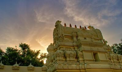 Sri Meenakshi Temple (Pearland, TX)