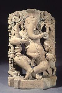 Ganesha (Ackland Art Museum, Chapel Hill, NC)