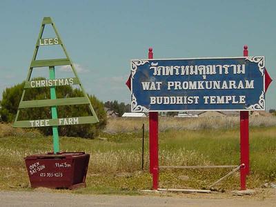 """Rural Highway Signs,"" David W. Damrel (Waddell, AZ)"