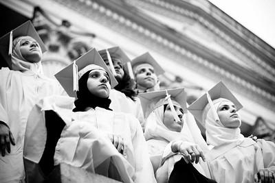 Muslim Female Graduates of UNC-Chapel Hill (2009)