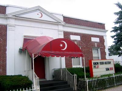 Muhammad's Mosque No. 11 (Boston, MA)