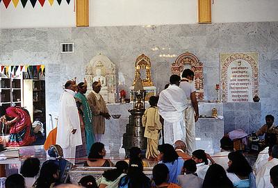 Pratishta Mahotsav at the Jain Center of Greater Boston (Norwood, MA) Pratishtha Mahotsav at Jain Center of Greater Boston (Boston, MA)