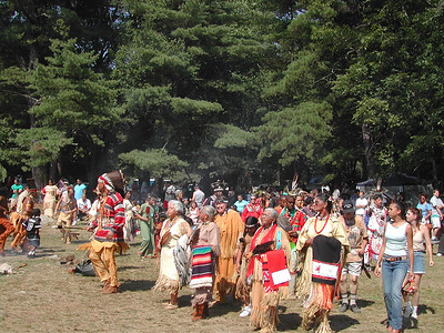 Narragansett Tribe's Annual Powwow (Rhode Island)