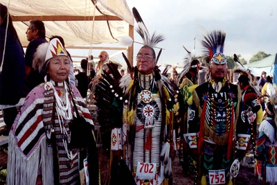 Powwow (Fort Hall, ID)