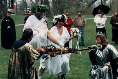 Pagan Wedding Ceremony