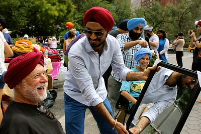 Surat Initiative Turban Day (New York, NY)