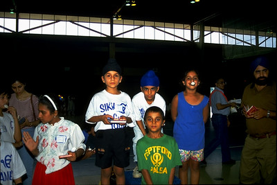 1994 Sikh Games at Rockland Community College (Suffern, NY)