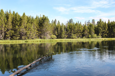 Deschutes River, Sunriver, Oregon