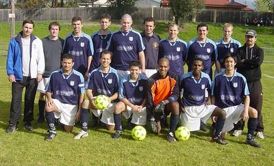 2004 Mens Seniors