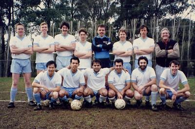 1991 Mens Reserves