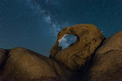 Mobius Arch, Alabama Hills, California
