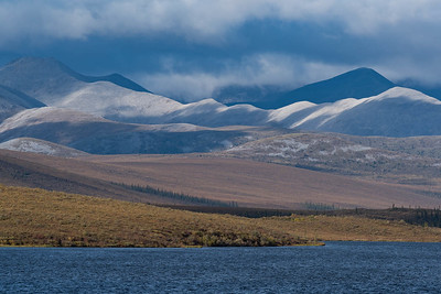 Richardson Mountains, Yukon