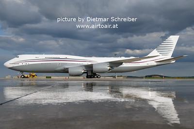 2021-08-19 A7-HBJ Boeing 747-8 Qatar