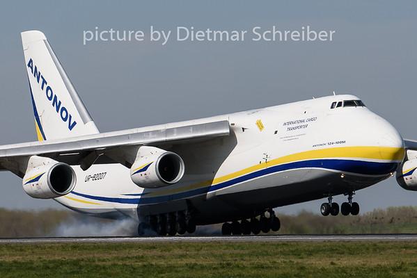 2020-04-16 UR-82007 Antonov 124 Antonov Airlines