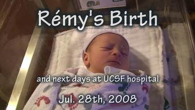 Rémy Birth