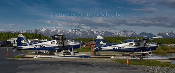 2017-05-23 N9877R / N9878R Dash2 Beaver Regal AIr