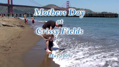 Mothers Day Crissy Field