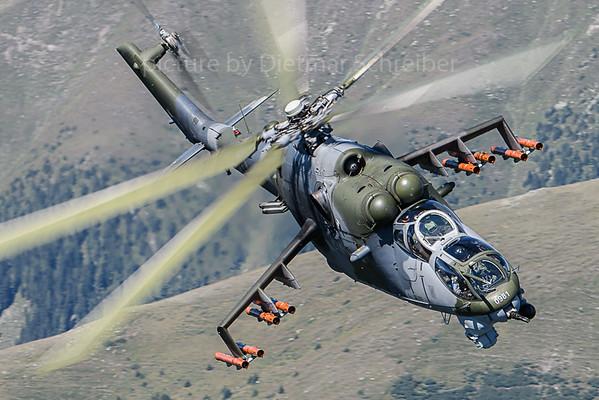2019-09-04 0981 Mil Mi24 Czech Air Force