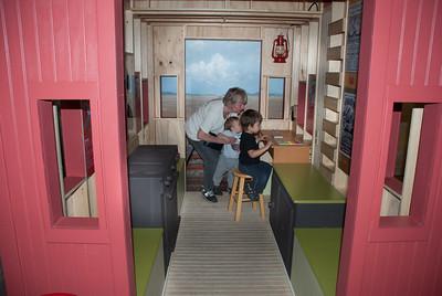 Randall's Museum Mini-train