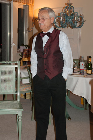 Schicker Opa