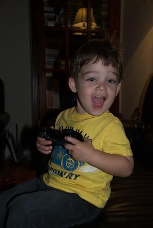 Sony PS3 advertisement....