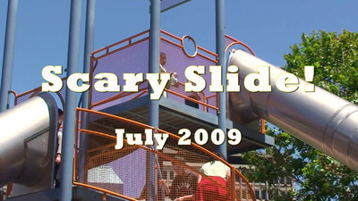 That's a big slide