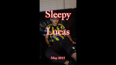 Sleepy Lucas