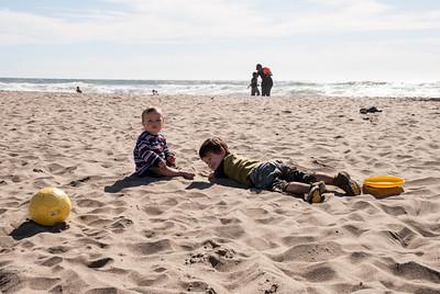 Quick trip to Ocean Beach (15min)