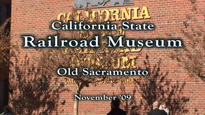 Sacramento Railroad Museum