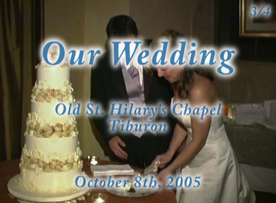 Our wedding (part 3/4)