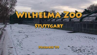 Wilhelma Zoo