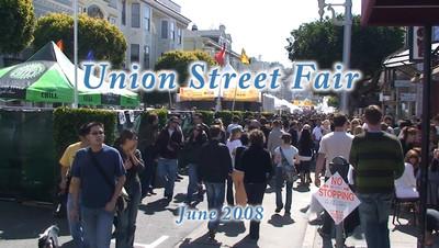Union Street Fair