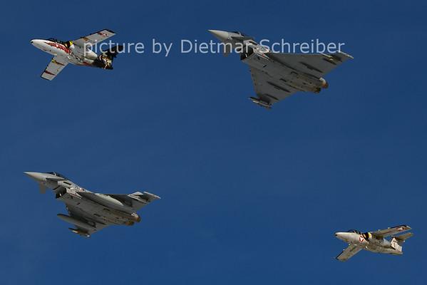 2021-01-20 GD-14 / RI-29 Saab 105 7L-WA / 7L-WL Eurofighter Austrian Air Force