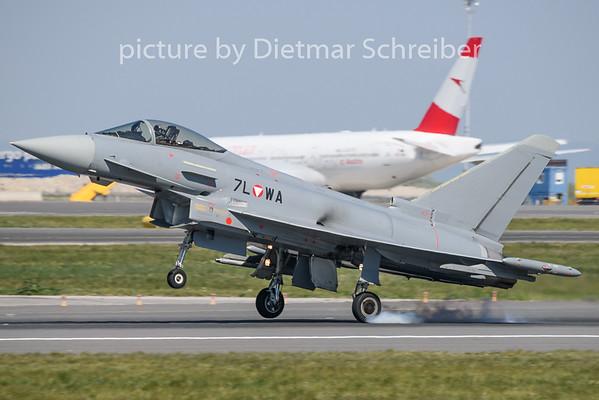 2020-04-22 7L-WA Eurofighter Austrian Air Force