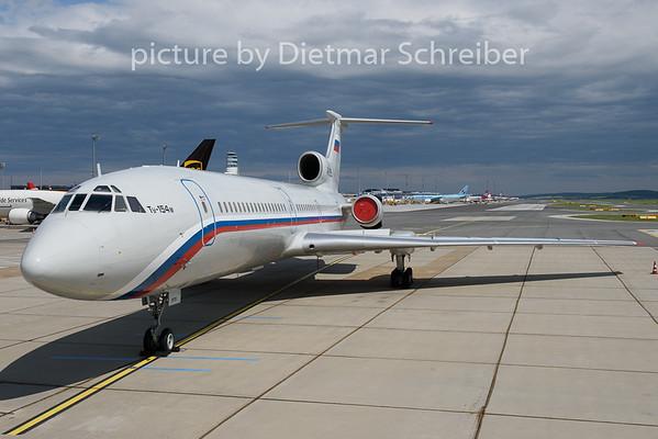 2020-06-22 RA-85155 Tupolev 154 Russian Air Force