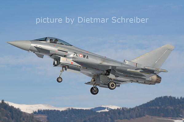 2021-01-20 7L-WA Eurofighter Austrian Air Force