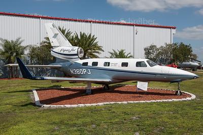 2016-03-09 N360PJ Piper PA-47 Piperjet