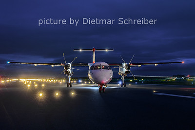 2021-05-13 OE-LGJ Dash8-400 Austrian AIrlines