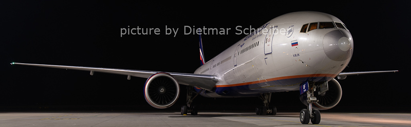 2021-02-01 VQ-BQF Boeing 777-300 Aeroflot